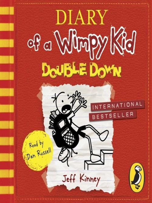 Double Down (diary of A Wimpy Kid Book 11) Cover