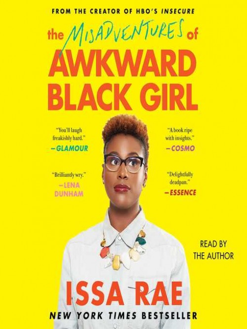 The Misadventures of An Awkward Black Girl Cover