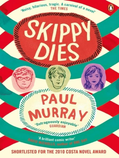 Skippy Dies Cover
