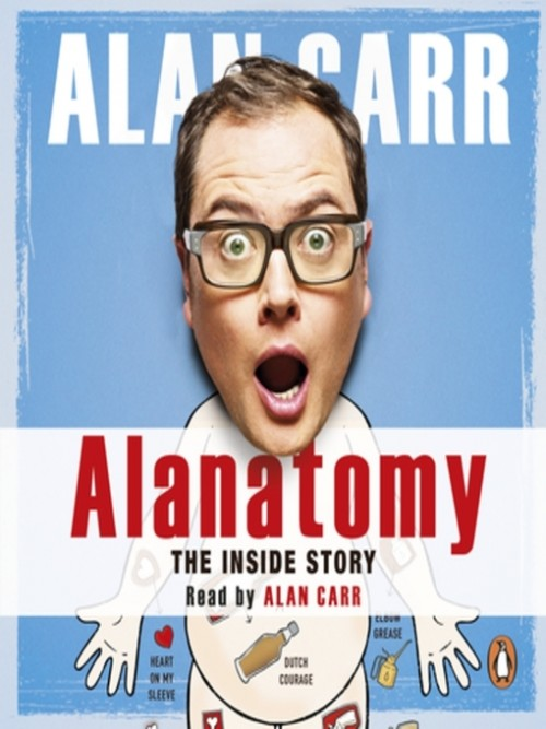 Alanatomy Cover