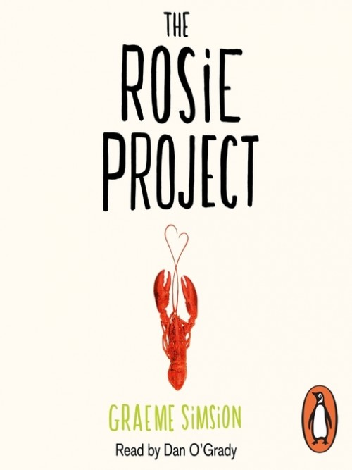 The Rosie Project Cover