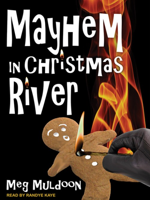A Christmas Cozy Mystery Book 1: Murder In Christmas River Cover