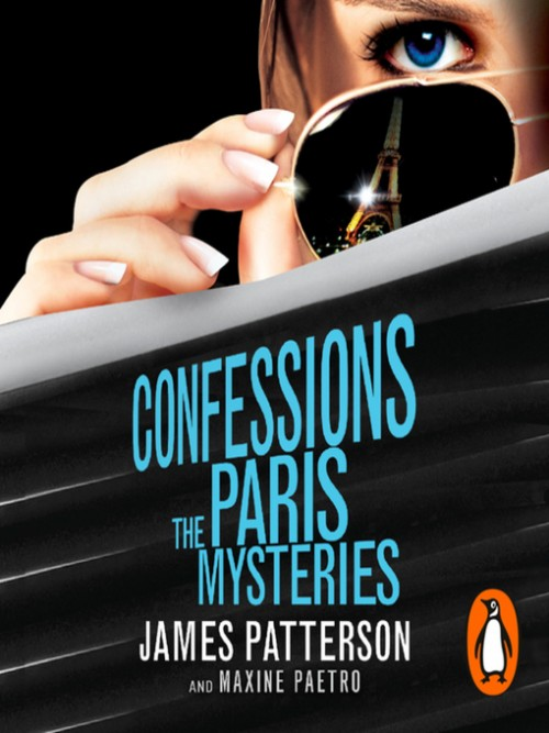 Confessions Series Book 3: The Paris Mysteries Cover