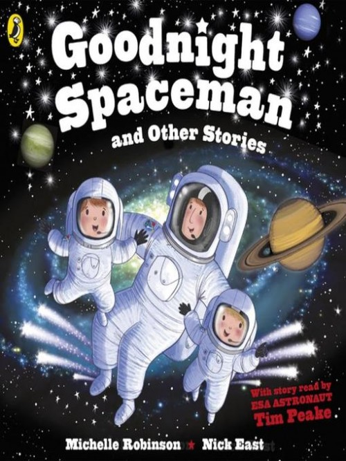 Goodnight Spaceman and Other Stories Cover