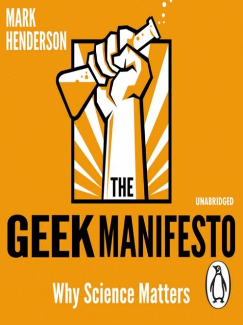 The Geek Manifesto Cover