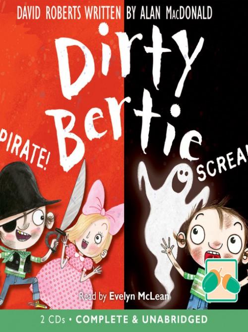 Pirate!/scream! Cover