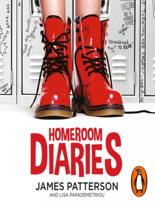 Homeroom Diaries Cover