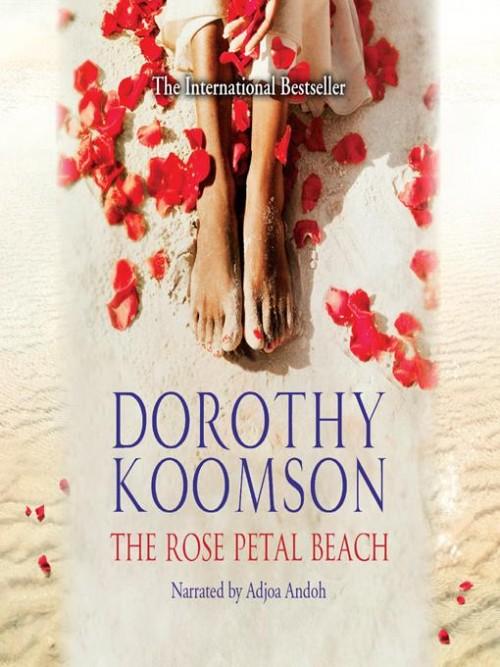 Rose Petal Beach Cover