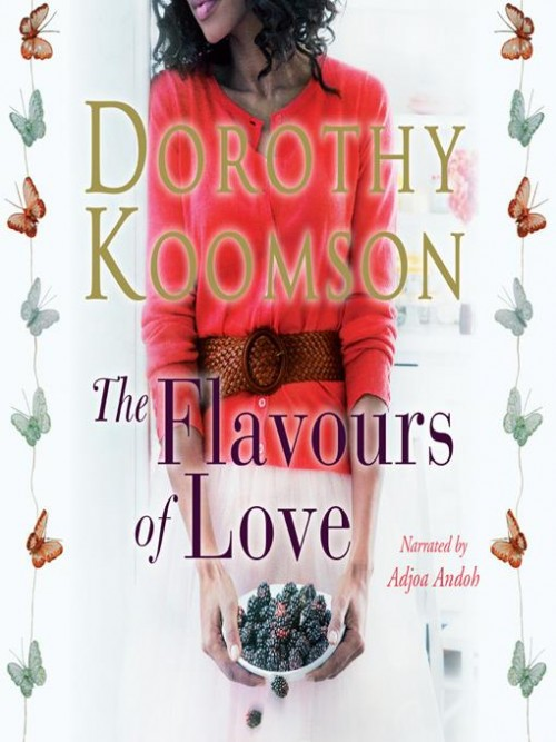 The Flavours of Love Cover
