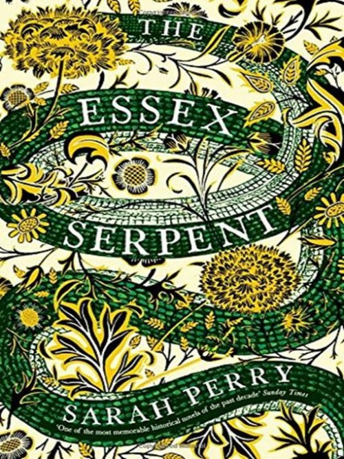 The Essex Serpent Cover