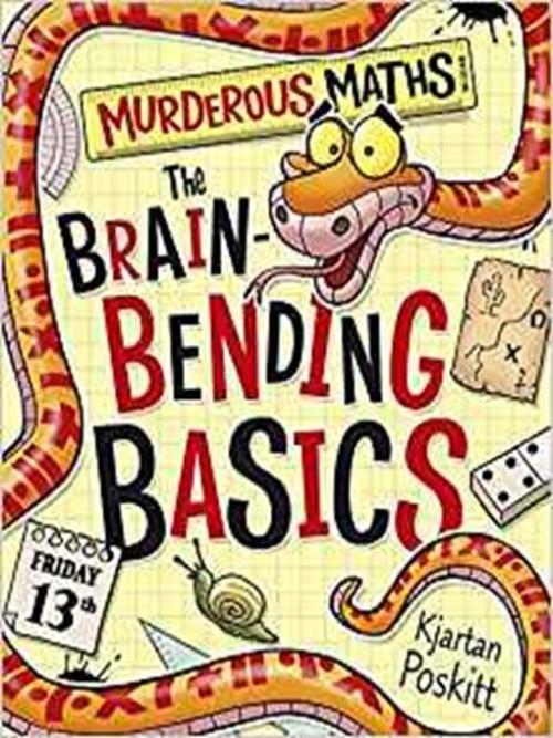 Murderous Maths: The Brain-bending Basics Cover