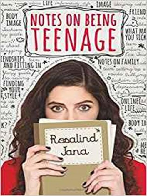 Notes On Being Teenage Cover