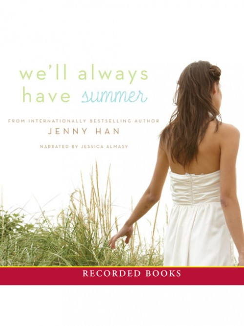 The Summer I Turned Pretty Book 3: We'll Always Have Summer Cover
