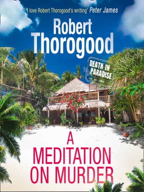 Death In Paradise Book 1: A Meditation On Murder Cover