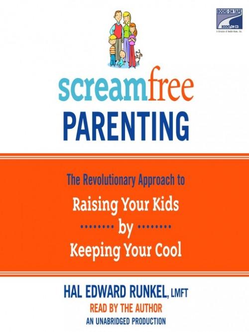 Screamfree Parenting Cover