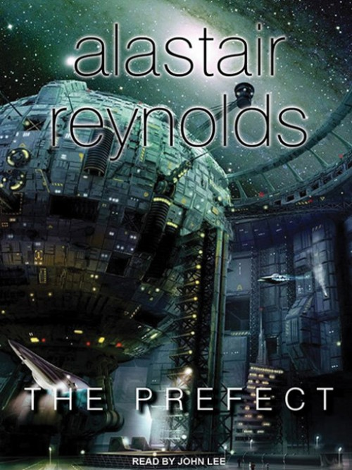 Revelation Space Series Book .1: Prefect Cover