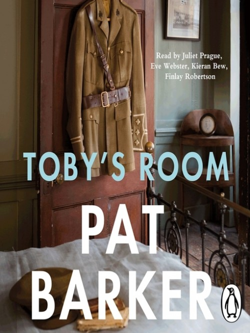 Toby's Room Cover