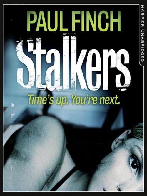 Detective Mark Heckenburg Series Book 1: Stalkers Cover