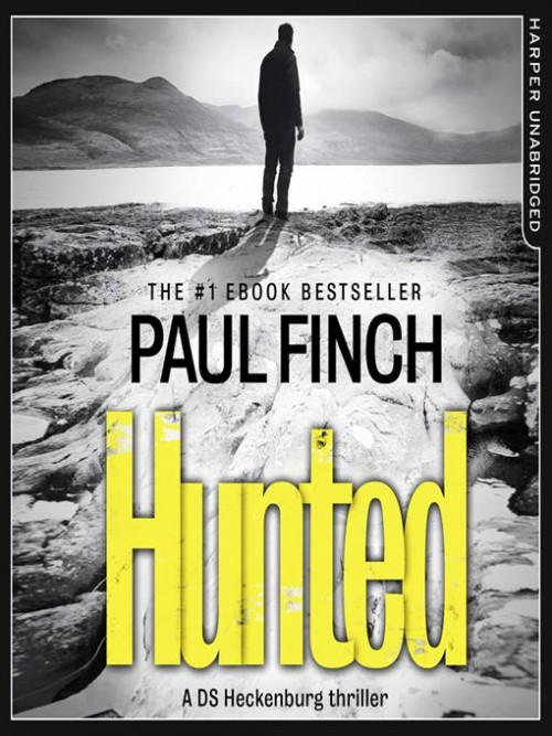 Detective Mark Heckenburg Series Book 5: Hunted Cover