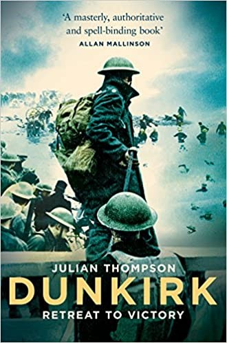 Dunkirk: Retreat To Victory Cover