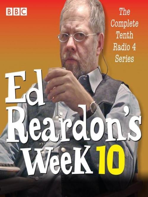 Ed Reardon's Week: Series 10 Cover