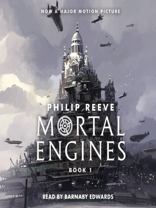 Mortal Engines Cover