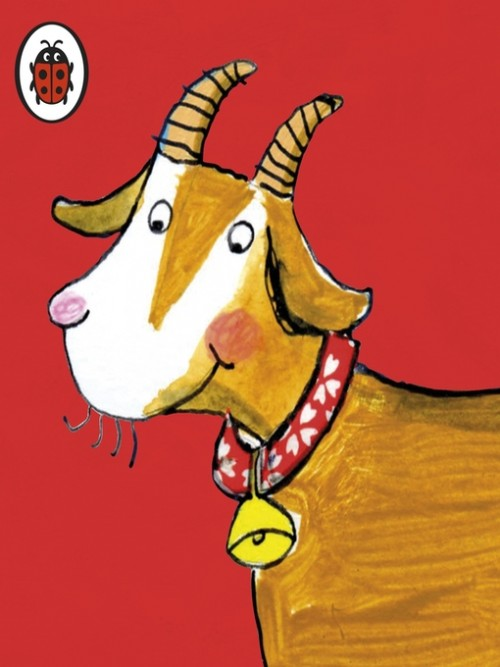 The Three Billy Goats Gruff and Other Stories Cover