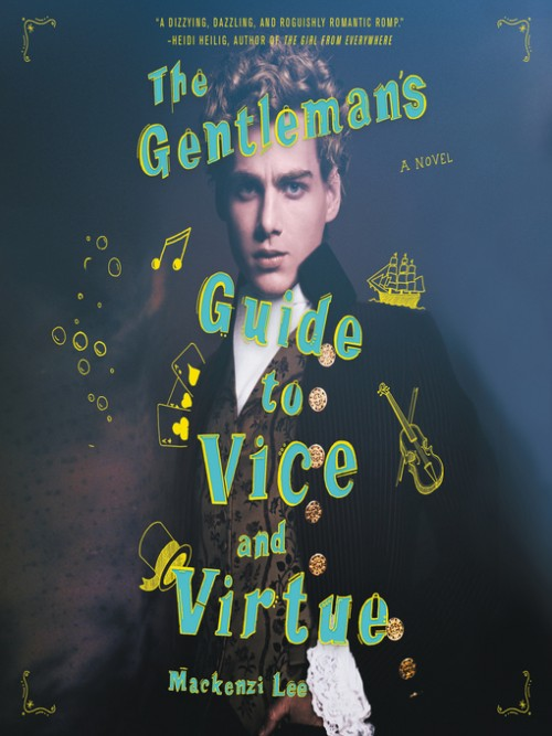 The Gentleman's Guide To Vice and Virtue Cover