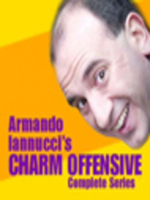 Armando Iannucci's Charm Offensive Series 1 Cover
