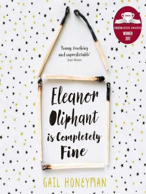 Eleanor Oliphant Is Completely Fine Cover