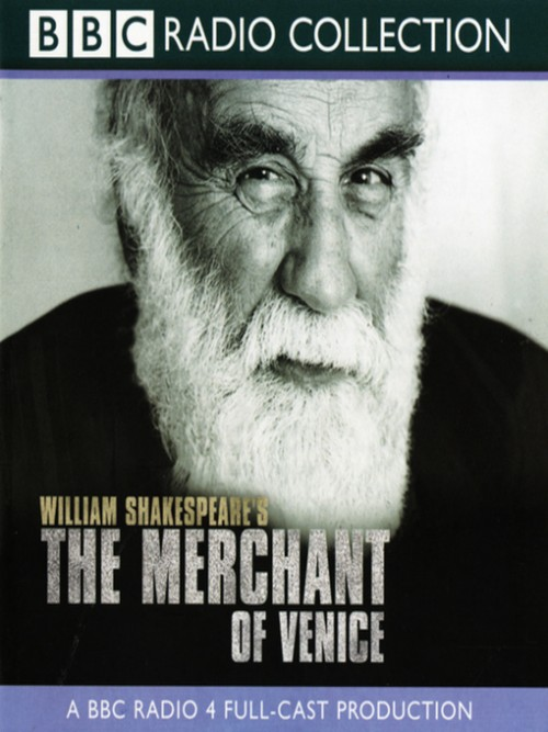The Merchant of Venice Cover