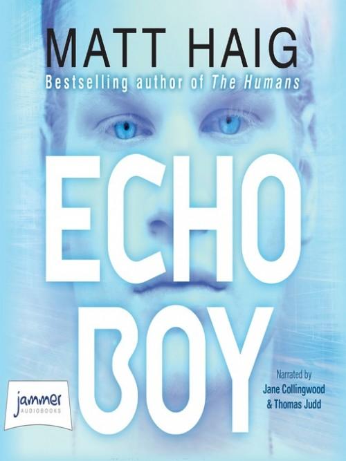 Echo Boy Cover