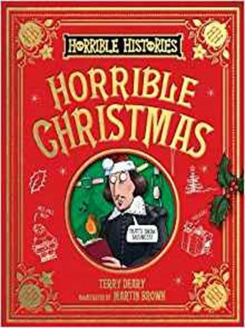 Horrible Histories: Christmas Cover