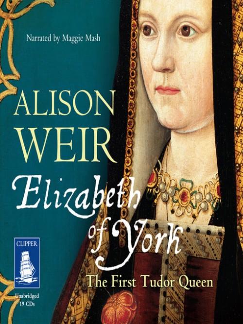 Elizabeth of York Cover