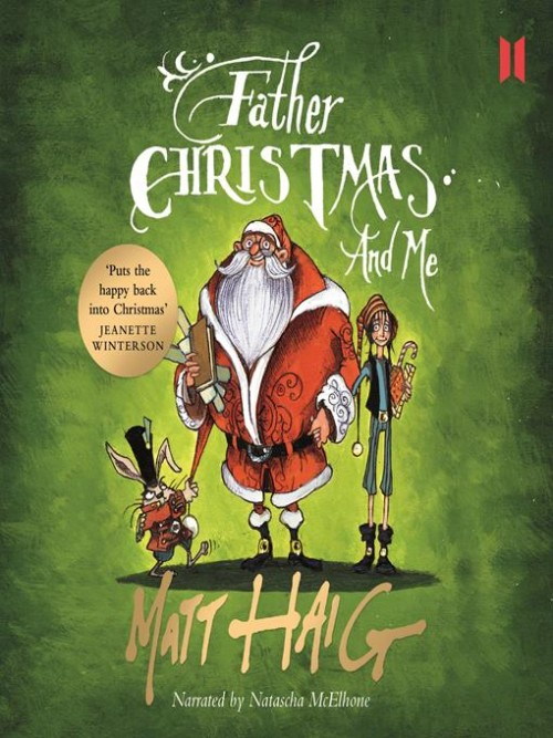 Father Christmas and Me Cover