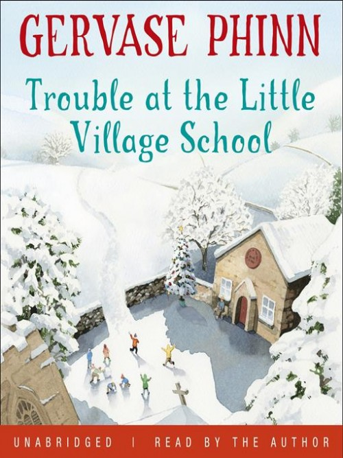 Trouble At the Little Village School Cover