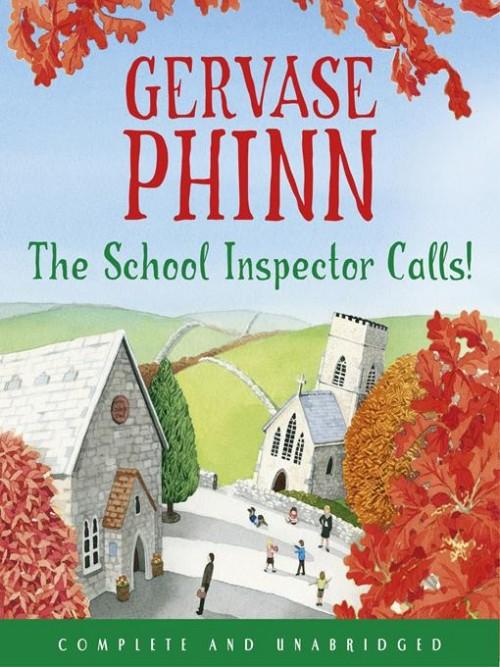 The School Inspector Calls! Cover
