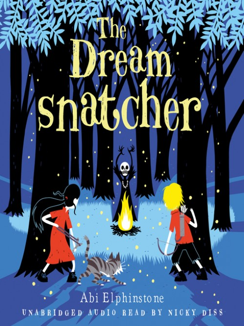 Dreamsnatcher Series Book 1: The Dreamsnatcher. Cover