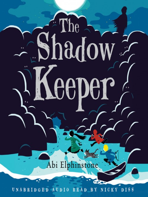 Dreamsnatcher Series Book 2: The Shadow Keeper Cover