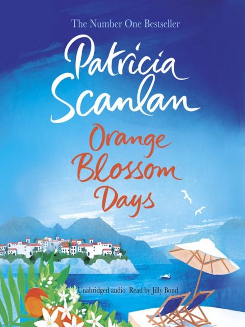 Orange Blossom Days Cover