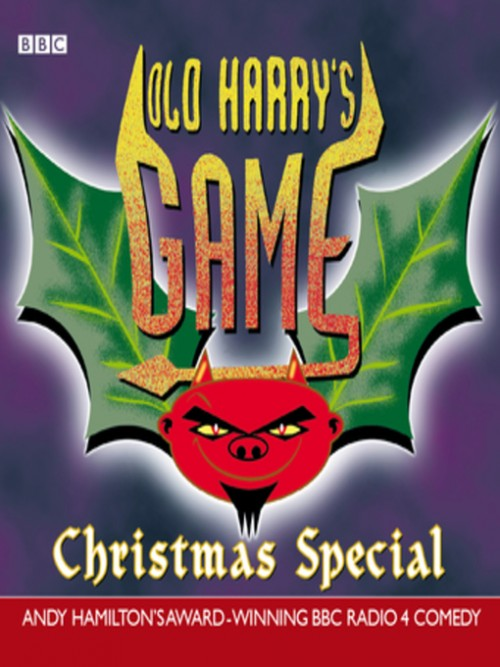 Old Harry's Game: Christmas Special Cover