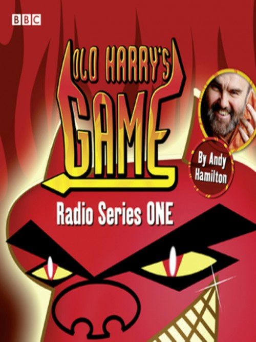 Old Harry's Game: Series 1 Cover