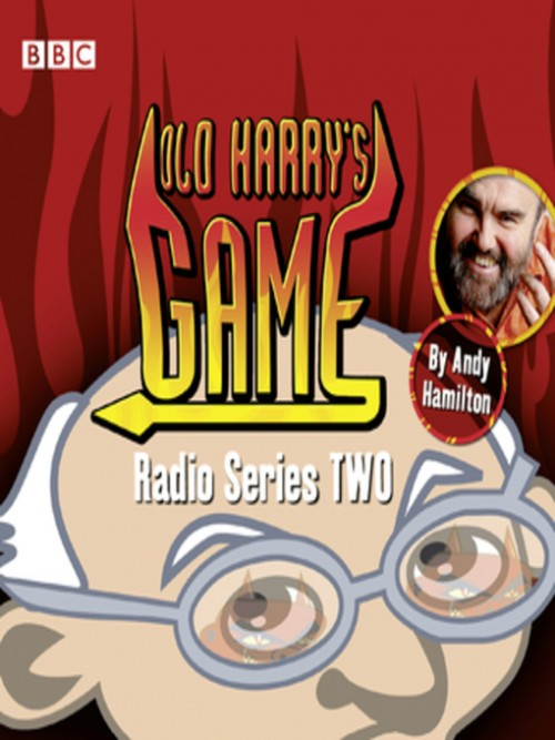 Old Harry's Game: Series 2 Cover