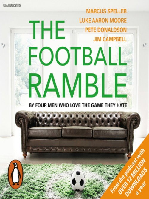 The Football Ramble Cover