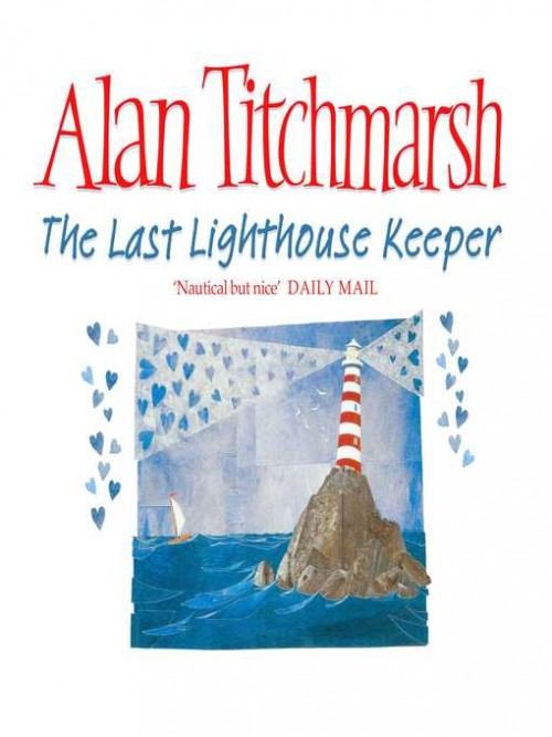 The Last Lighthouse Keeper Cover