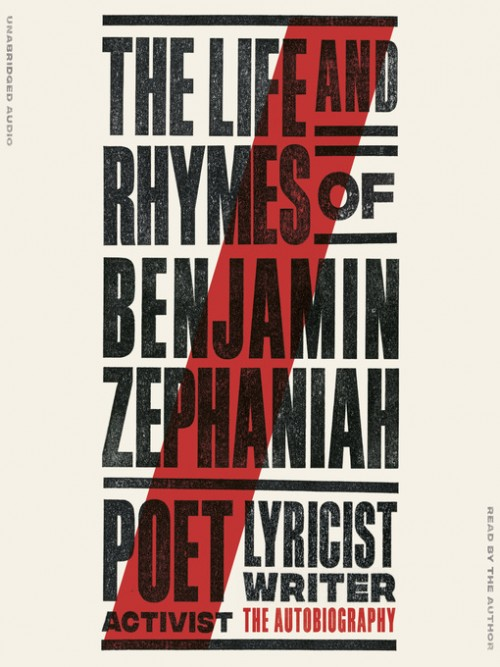 The Life and Rhymes of Benjamin Zephaniah Cover