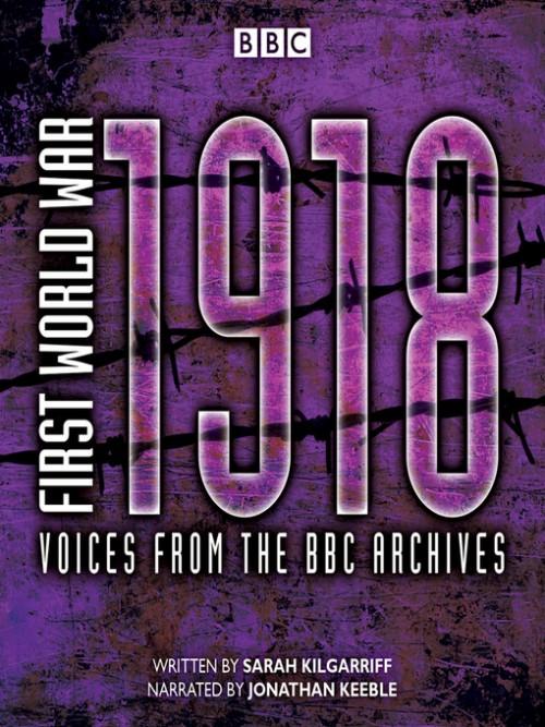 First World War-1918 Cover