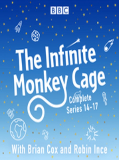 The Infinite Monkey Cage --the Complete Series 14-17 Cover