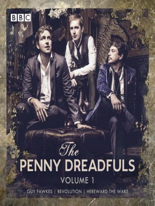 The Penny Dreadfuls, Collection 1 - the Curse of the Beagle, the Odyssey, Macbeth Rebothered Cover
