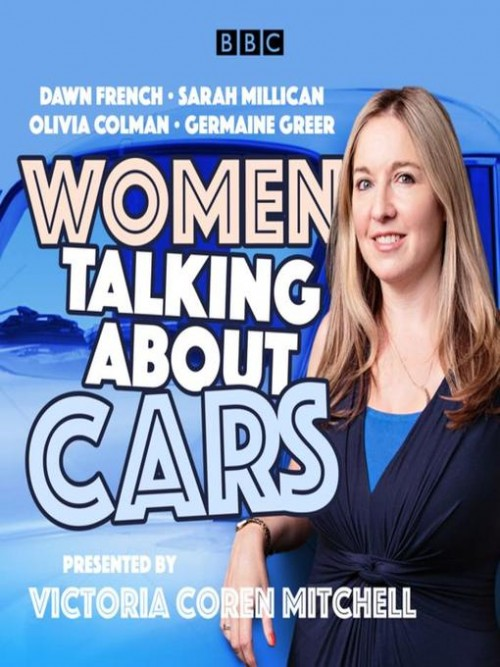 Women Talking About Cars Cover